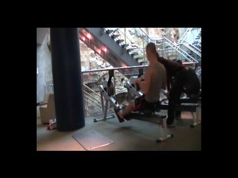 Brett Sanders GymBuzz Fitness Challenge March 2014