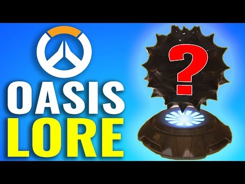 Oasis Lore (Theory) [Overwatch Explained]