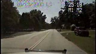 Amazing Hgh-speed Car Chase by State Trooper