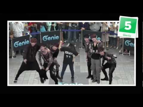 EXO-K _ AR SHOW with Genie(2012.05.12.) _ S06 'One point lesson with CHANYEOL & SEHUN' in Seoul (4)