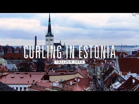 Throwing Stones - Curling in Estonia