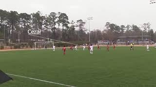 Cezar Onut  Houston Dynamo Youth  Highlights