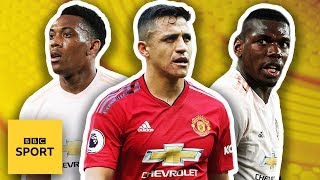 What should Ole Gunnar Solskjaer do to solve Manchester United's problems? | BBC Sport