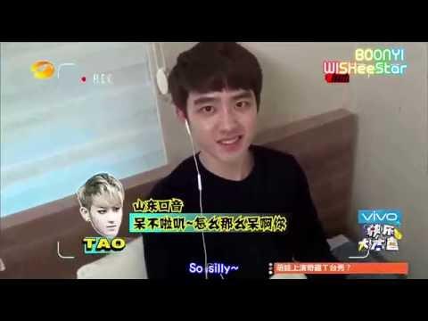 [Eng] Inside EXO Dorm Full CUT