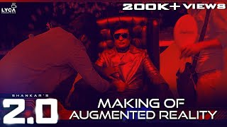 Making of Augmented Reality - 2.0 First Look Launch | Lyca Productions