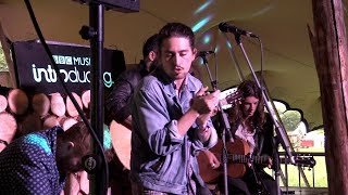 Alex Francis live at Standon Calling for BBC Introducing