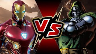 Iron Man VS Dr. Doom | BATTLE ARENA
