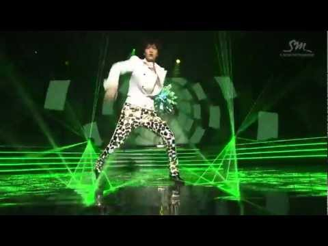 [120331] Showcase - Sehun & Kai dance