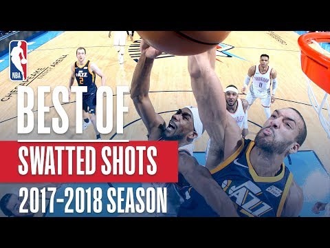 Best Swats of the 2017-2018 NBA Season