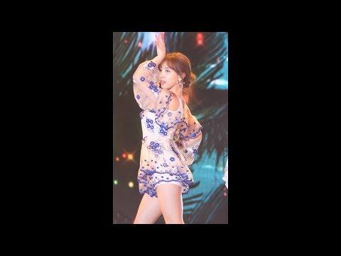 180908 트와이스 TWICE 나연 NAYEON Dance The Night Away 4K 60P 직캠 @ DMC 페스티벌 by Spinel