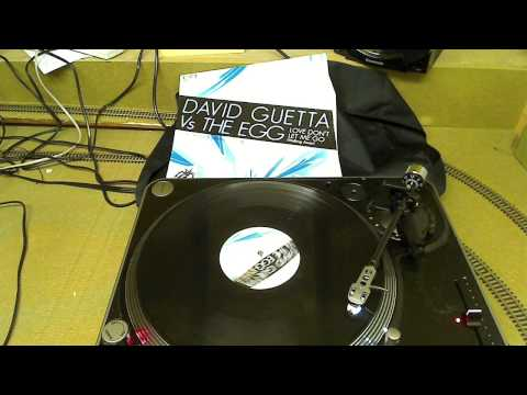 Baixar David Guetta vs. The Egg - Love Don't Let Me Go (12inch) (Vinyl)