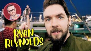 Ryan Reynolds Waved At Me In Japan