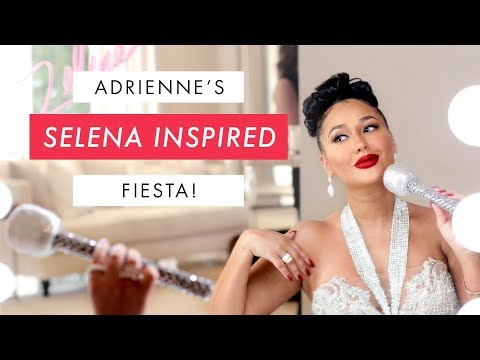 Adrienne Houghton's Selena Inspired Party | All Things Adrienne