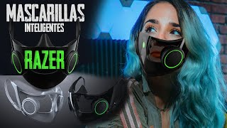 ¿MASCARILLAS PARA GAMERS? Razer anuncia Project Hazel