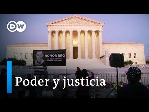 Arranca la batalla por el poder en la Corte Suprema de EE. UU.