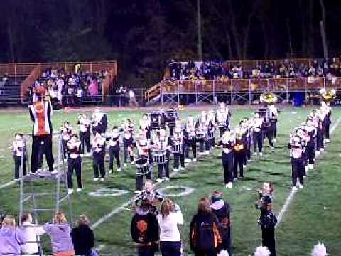 Liberty Center Marching Band - 2010