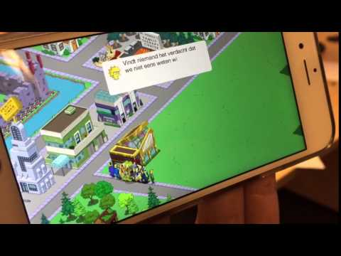 Video op YouTube: Simpson Tapped Out - Massive outbreak