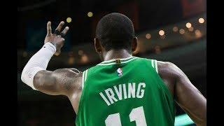 Kyrie Irving Boston Celtics mix - New Rules (Dua Lipa RMND Remix) ᴴᴰ
