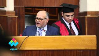 رئيس جامعة الأزهر: مصر.. حفيد سيدنا نوح     -
