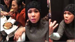 Việt Hương 'chửi té tát' Việt Trinh trước mặt đồng nghiệp(Tin tức Sao Việt)