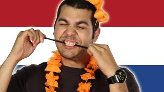 Americans Try Dutch Sweets