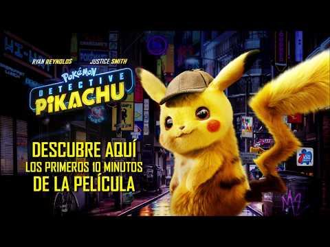 POKÉMON Detective Pikachu - Primeros minutos de la Película