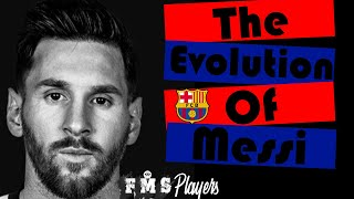 The Tactical Evolution of Lionel Messi | How Messi has changed | Messi Tactical Analysis