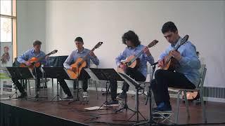 Happy - Sound Of String Gitarrenquartett