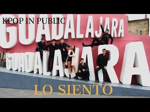 [KPOP IN PUBLIC MEXICO] SUPER JUNIOR - Lo Siento (Feat. Leslie Grace) Dance Cover by DANGEROUS BOYS