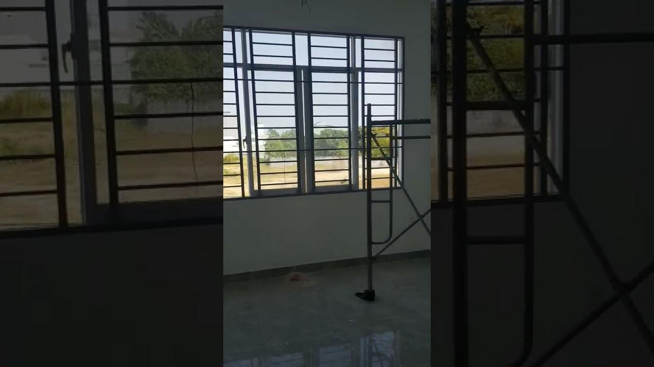 Cho thuê khu xưởng mới 100% DT 7500m2, MT An Phú Tây, xe containner vào tận xưởng, LH 0939 411 627 video
