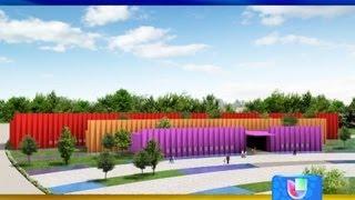 El presidente de Univision, César Conde anunció el inicio de la construcción del CRIT en Texas