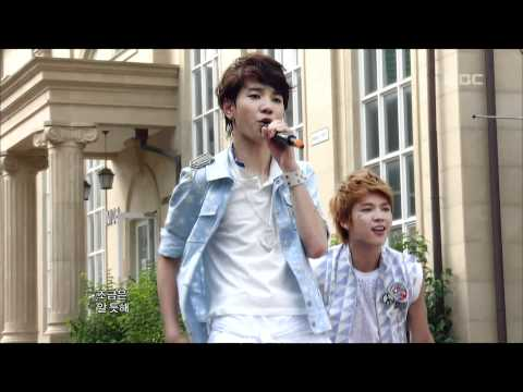 Infinite - She's back, 인피니트 - 쉬즈 백, Music Core 20100821