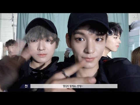 VICTON diary EP.01(What time is it now? M/V 촬영 현장)
