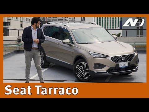"""Seat Tarraco - ¿Un SUV español resulta mejor que uno Alemán"""""""