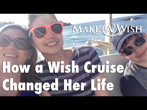 How a Wish Cruise Changed Her Life