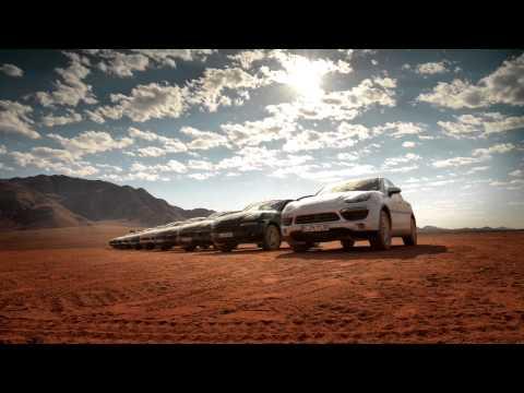 Porsche Adventure Tour of Namibia/Botswana