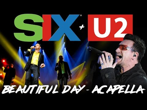 SIX - Beautiful Day - U2  Cover | Branson Missouri