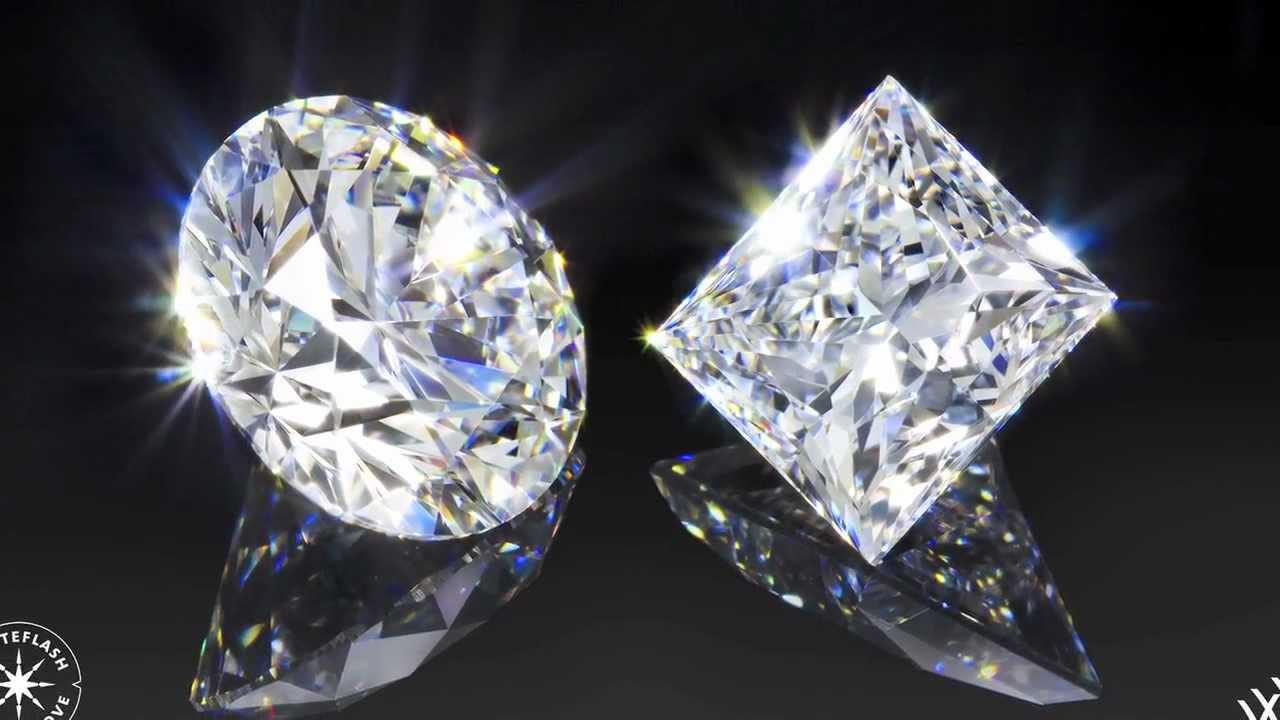 Selecting A Loose Diamond Shape Round Cut Vs Princess Cut