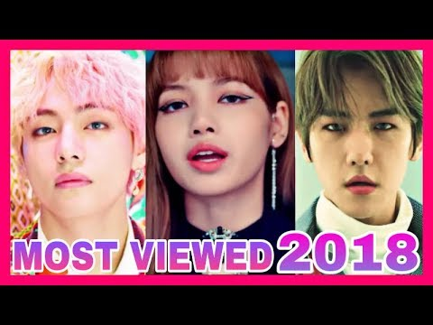 TOP 3 MOST VIEWED KPOP MUSIC VIDEOS EACH MONTH 2018