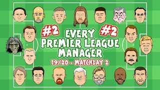 ⚽️#2 Every Premier League Manager Reacts!⚽️