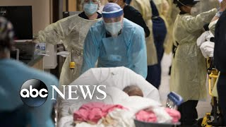 US expected to pass 400,000 COVID-19 deaths l GMA