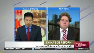 Joseph Foudy on China's SOE reforms