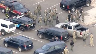 Police deputy killed by gunman in Colorado