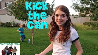 KICK THE CAN / That YouTub3 Family