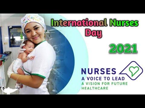 International Nurses Day 2021 Theme | Nurses Day Status | International Nurses Day | Nurses Profile