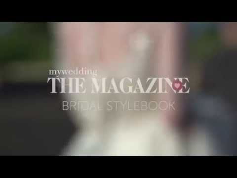 Behind-The-Scenes of mywedding The Magazine's Wedding Dress Stylebook Shoot