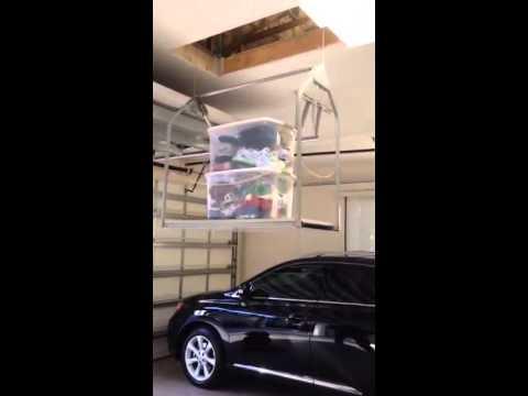 Versa Lift Garage To Attic Storage Lift