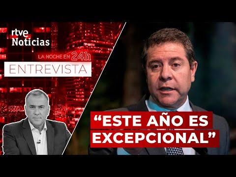 «Se duerme peor con un Gobierno de coalición» – Emiliano García Page (PSOE) | RTVE