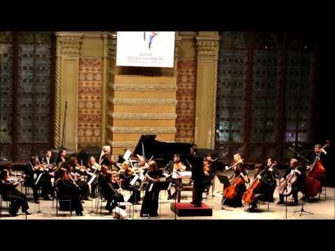 Anna Stepanova A Piazzolla, Libertango