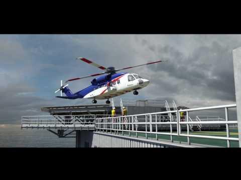 Helicopter Downdraft Dangers